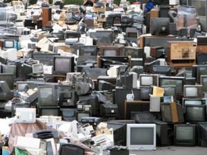 Television Equipment Scrap
