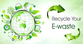 Ewaste recycling india